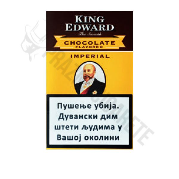 King Edward Imperial Cokolada Cigarilos