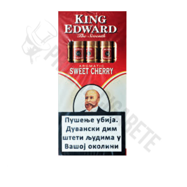 King Edward Sweet Cherry Cigarilosi
