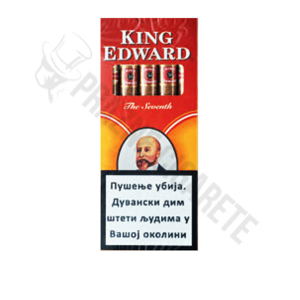King Edward Tip Cigarilosi